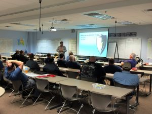 Electrical Safety Specialists training qualified electrical workers