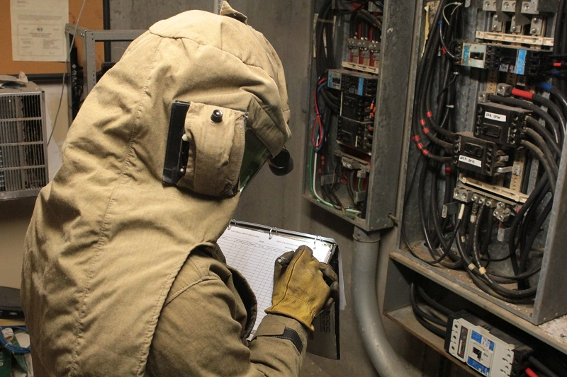 ESS Electrical Safety Specialists Arc Flash Analysis over 24 years old