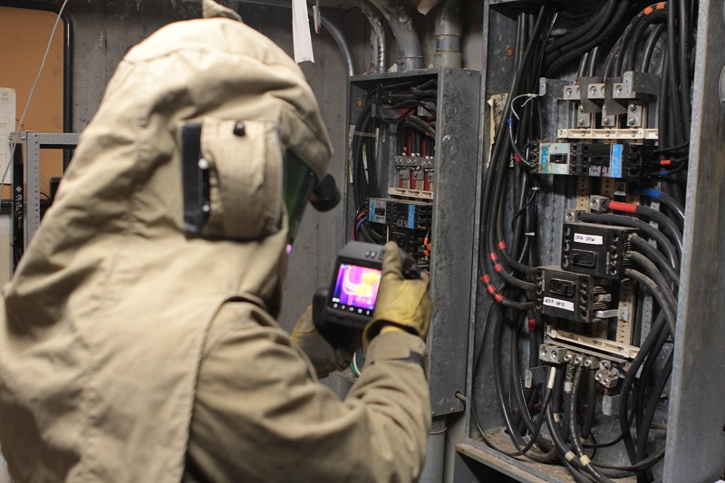 Electrical Thermal Imaging Offered By ESS Electrical Safety Specialists Ensure Insurance Requirements