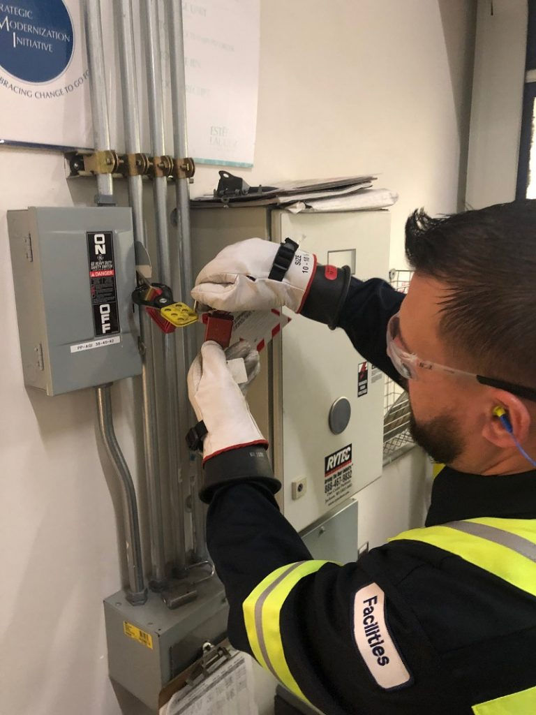 ESS Lockout Tagout Services And Training Are Offered Nationwide By Electrical Safety Specialists