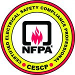 electrical safety training - Certified Electrical Safety Compliance Professional logo