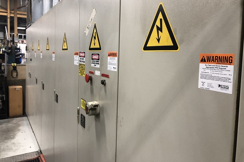 ESS provides arc flash risk assessment, as required by OSHA and the NFPA 70E, anywhere in the United States.