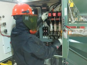 In addition to PPE, arc flash training from ESS includes all other topics relevant to NFPA 70E, such as shock hazards, meter safety, and hazardous electrical energy control procedures.