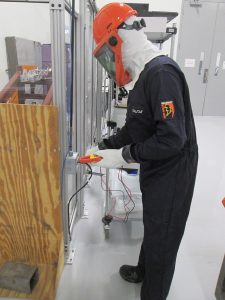 Our arc flash training helps your company develop a positive electrical safety culture by instructing on requirements for electrical safety related work practices, including the use of personal protective equipment, or PPE.