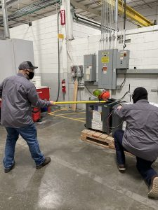 Our trainers are Certified Electrical Safety Compliance Professionals (CESCP), certified to ensure they can provide the highest quality arc flash training possible.