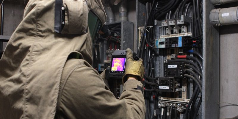 Electrical Safety Specialists Offer Electrical Thermal Imaging Optimum Efficiency
