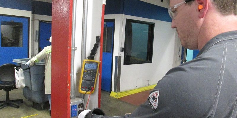NFPA 70E training from ESS covers meter safety including the dynamics of arc flash/blast, hazard risk assessments, incident energy, arc flash protection boundary, and effects on people.